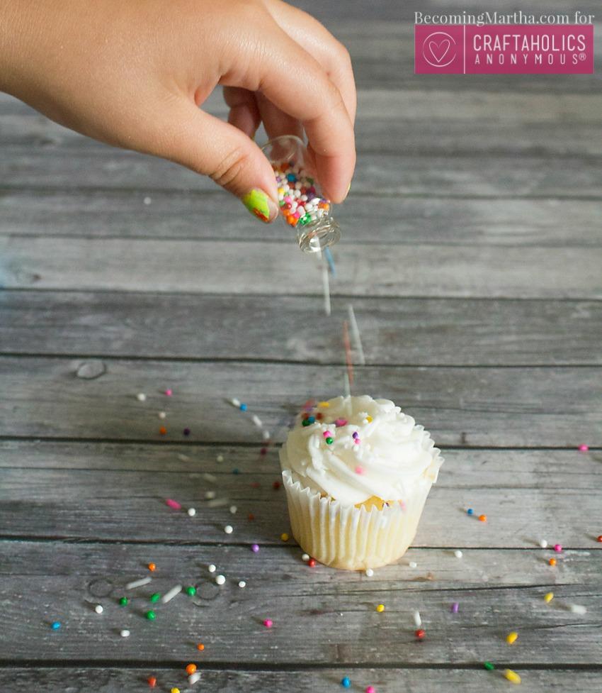 fun cupcake toppers