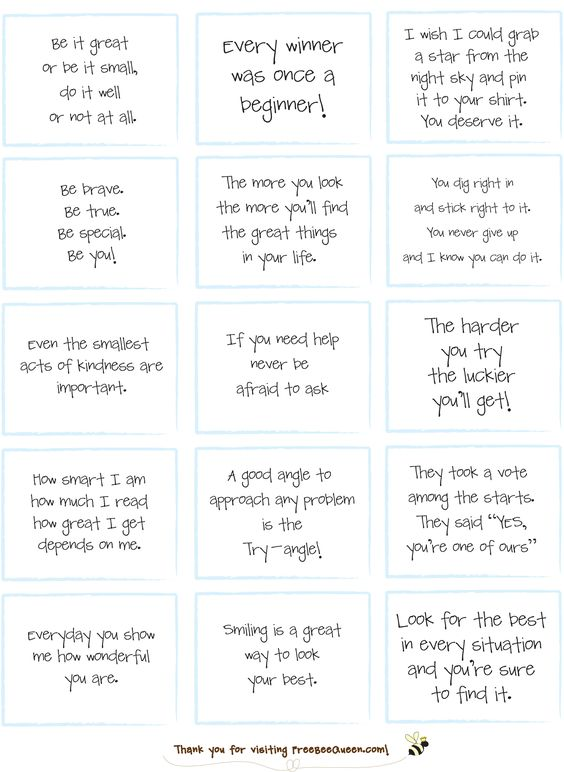 lunch box notes 13