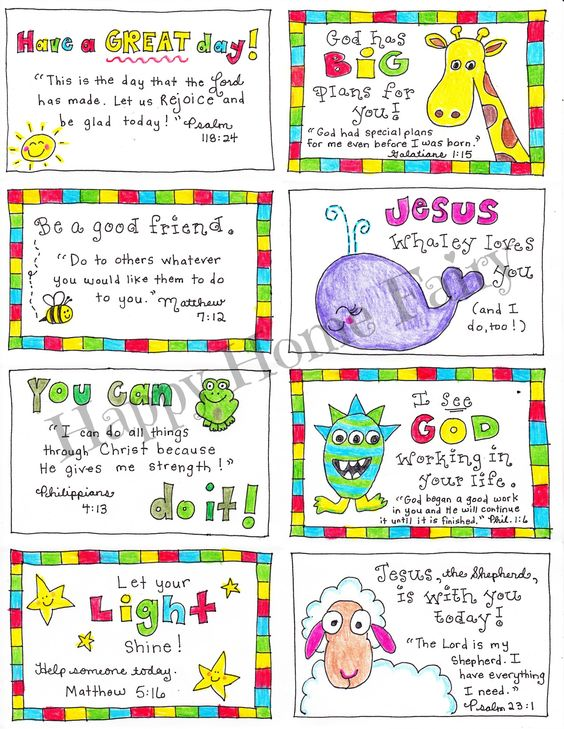 lunch box notes 19