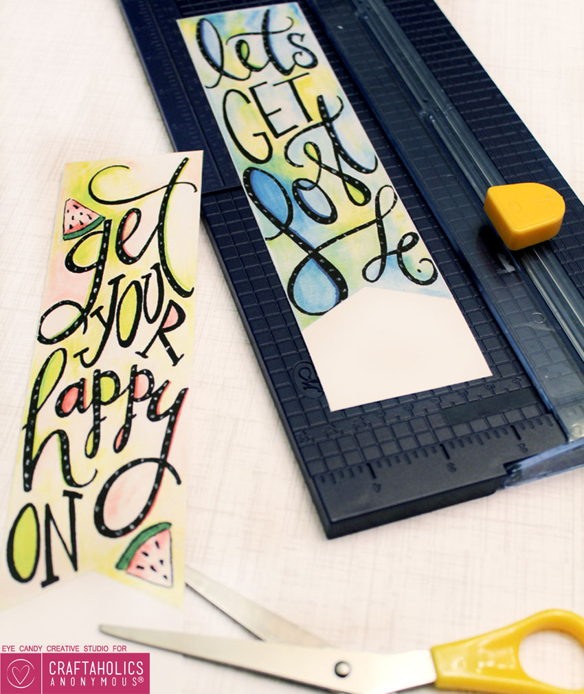 cute printable bookmarks