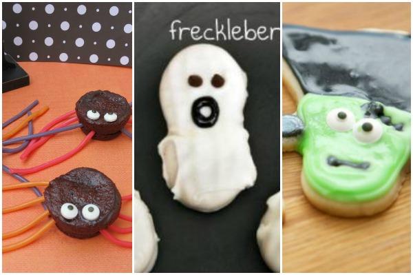 Halloween Treats for Preschoolers