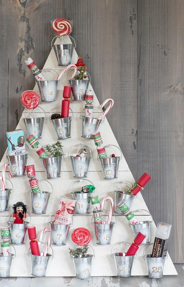 christmas advent calendar countdown ideas
