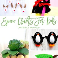 Easy Spoon Crafts