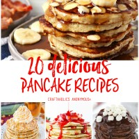 20 Yummy Pancake Recipes