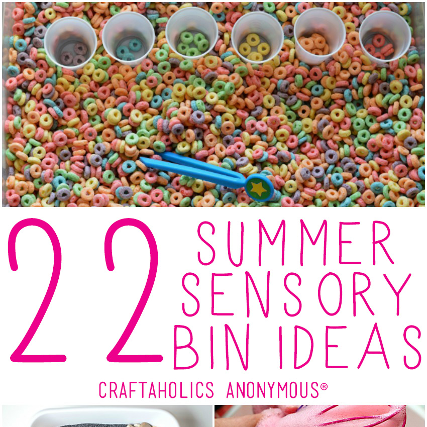 Fine Motor Play Ideas For Summer
