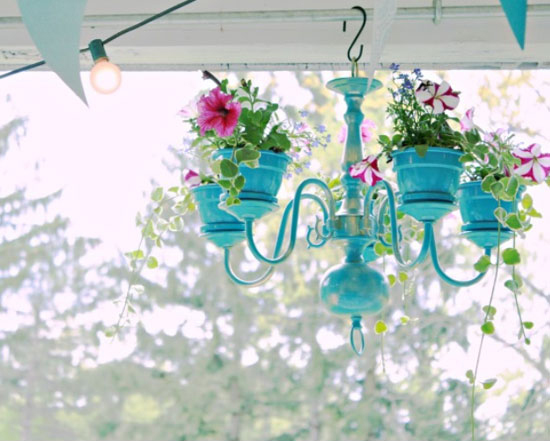 DIY Outdoor Planter Ideas 2