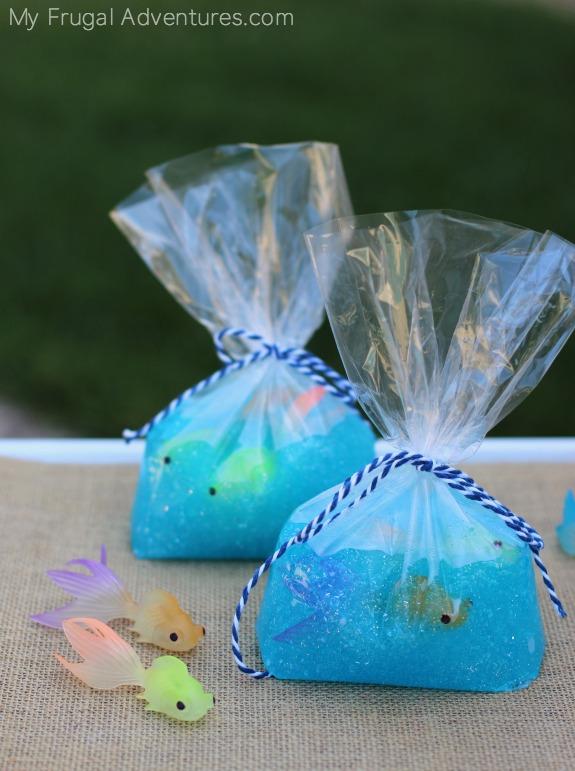 Fish in a Bag Borax Free Slime