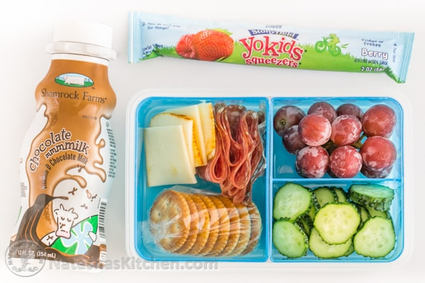 Practical School Lunches