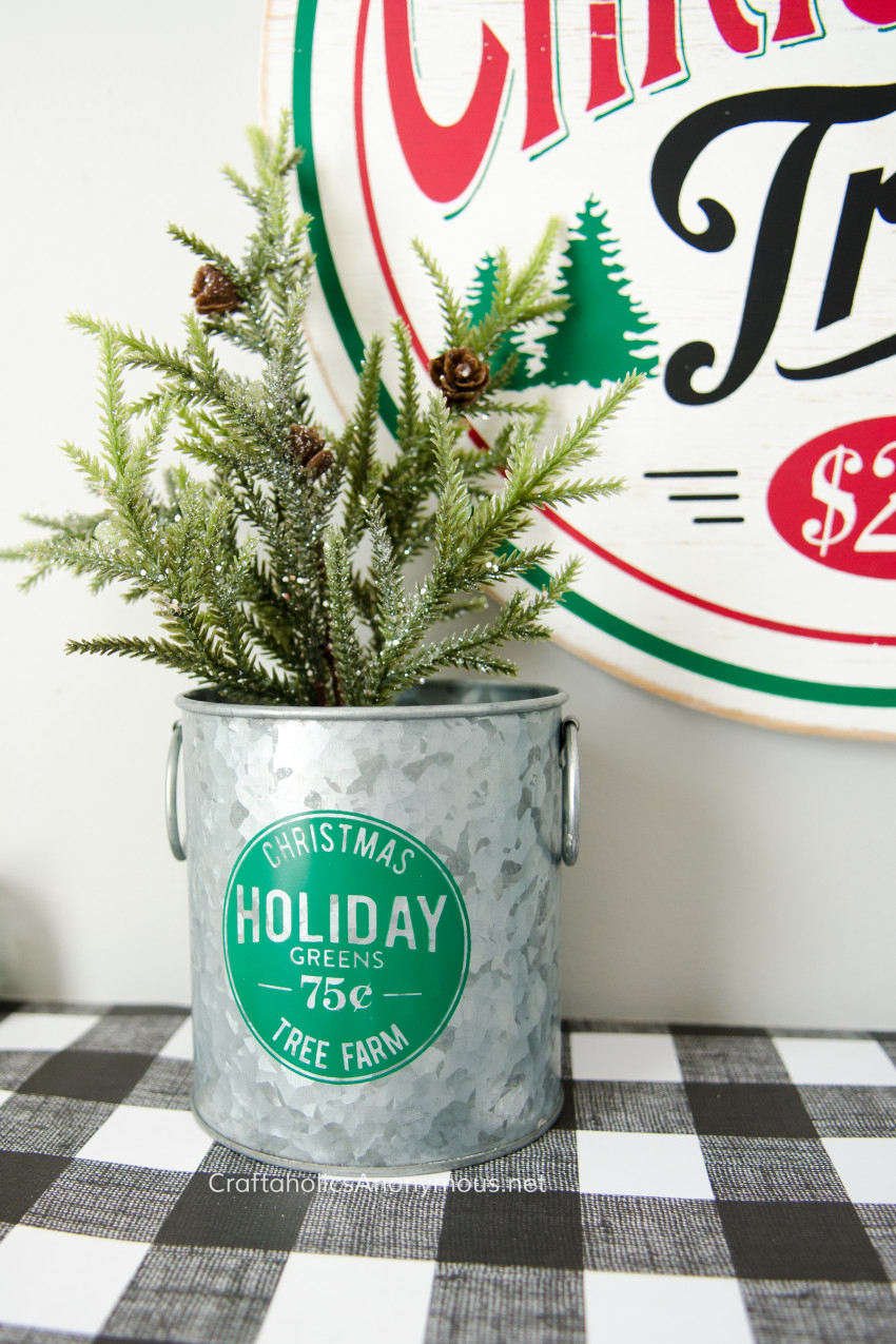 Farmhouse Christmas ideas